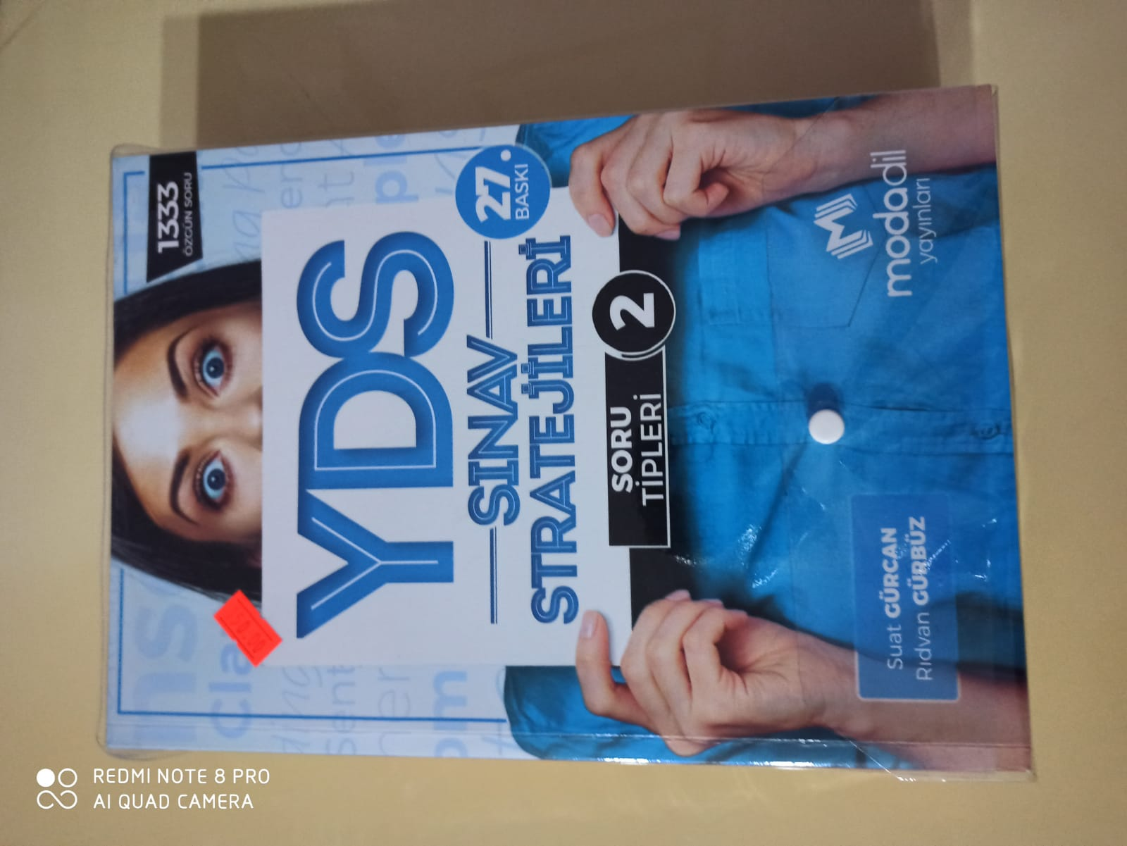 YDS  Sınav Stratejileri 2 Kitap