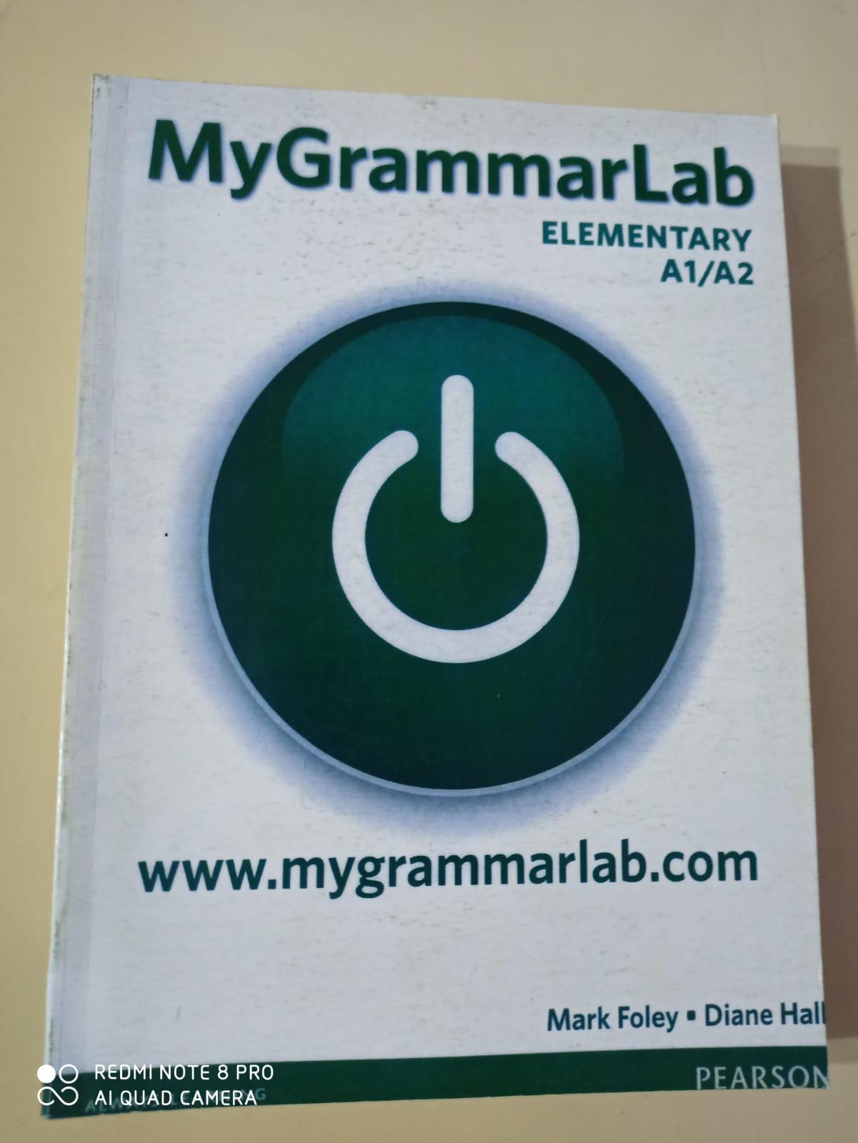 My Grammar Lab – Elementary-A1/A2