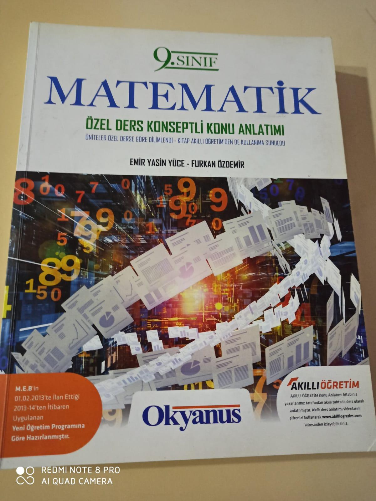 Matematik 9. Sınıf