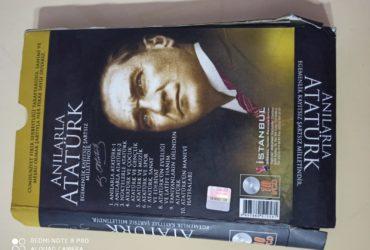 Anılarla Atatürk  10 VCD