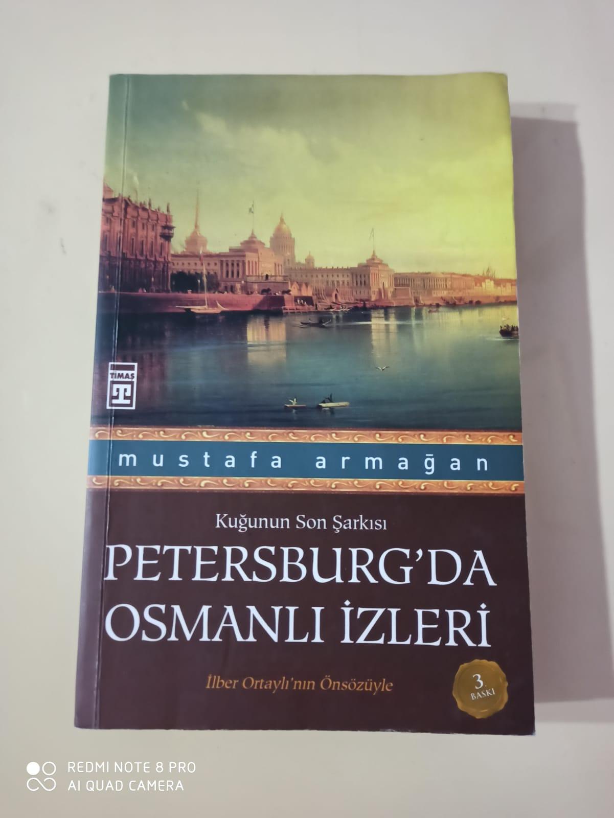 Peterbursg'da  Osmanlı İzleri