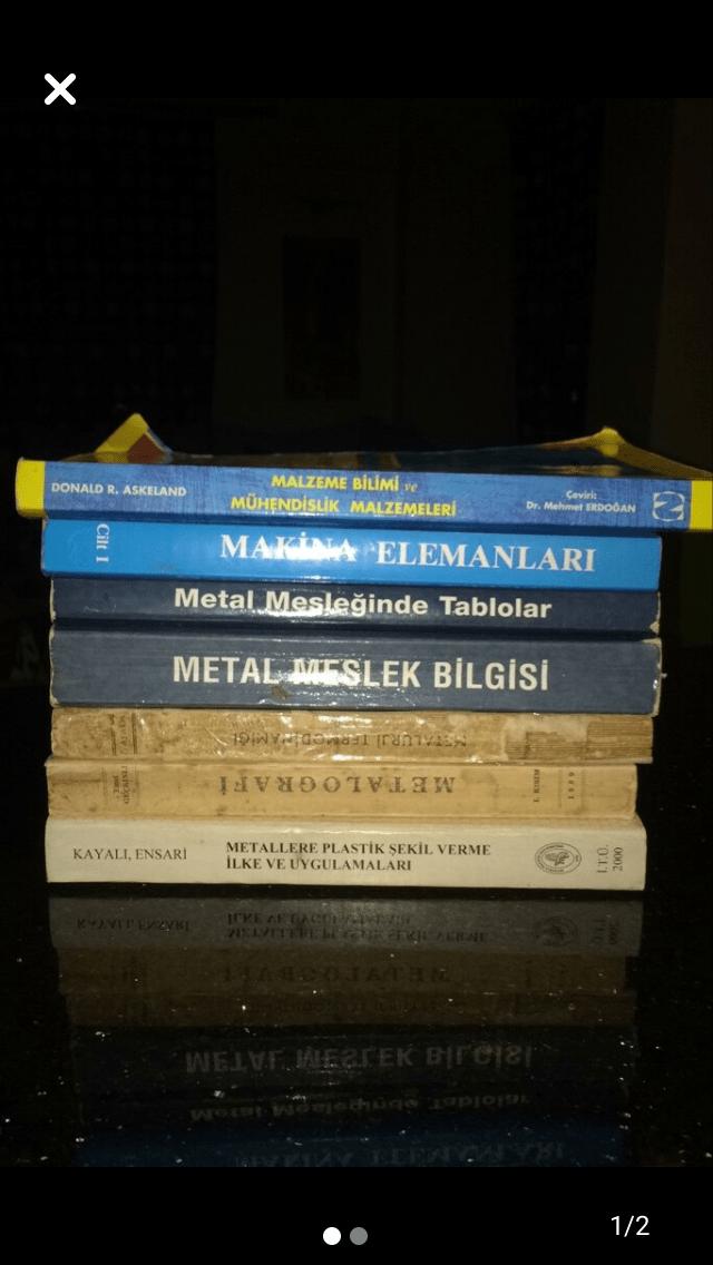 7 DEĞERLİ KİTAP BİRARADA